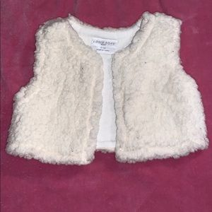 Rosie pope vest 0-3 months